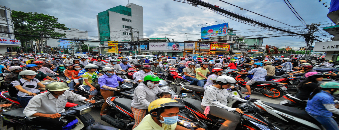 Vietnam's fastest growing cities