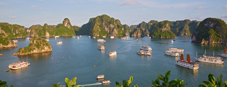 Vietnam breathtaking vacation spots