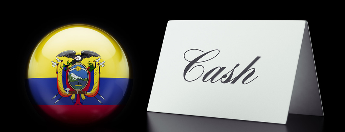 Ecuador cash pickup locations