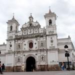 El Salvador's Metropolitan Cathedral