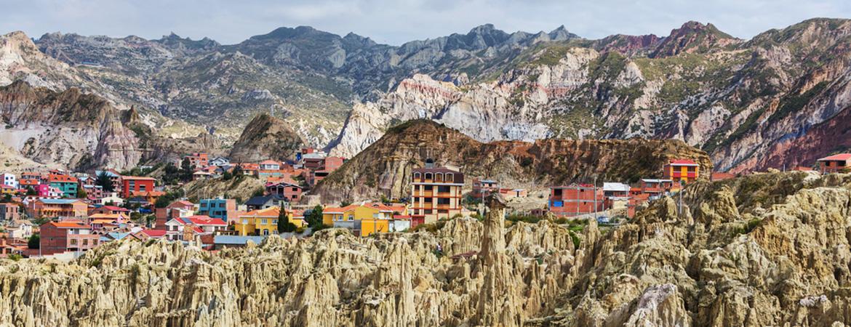 Bolivia travel destinations