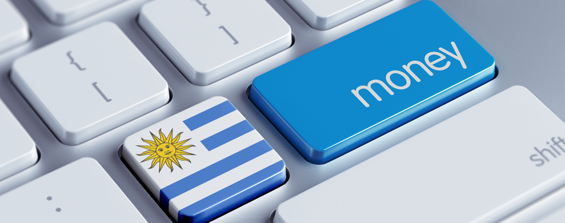 send money online to Uruguay
