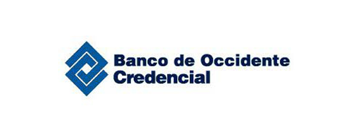Send money online to Banco de Occidente with Sharemoney