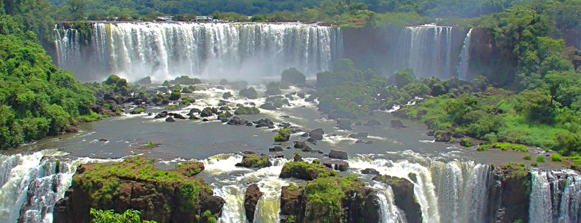 Paraguay travel destinations