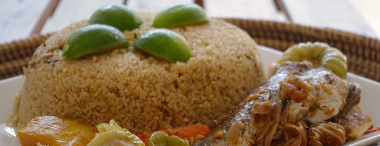 Senegal local dishes