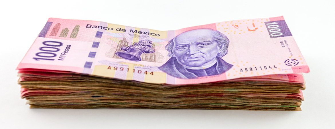 transfer money online to Mexico