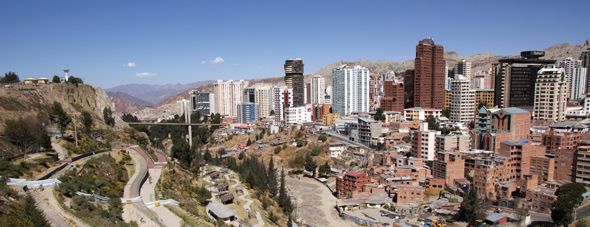 best cities in Bolivia