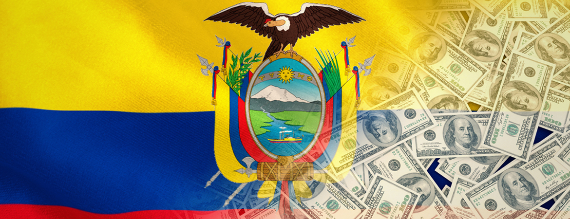 transfer money online to Quito