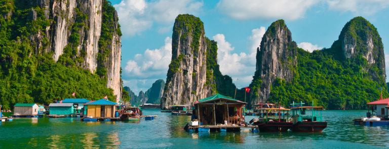 travel destinations in Vietnam