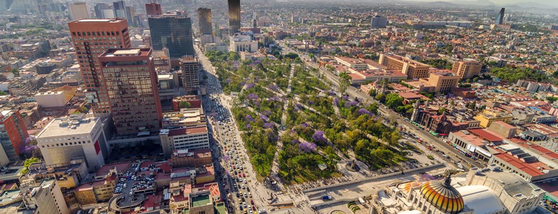mexcio cities do business